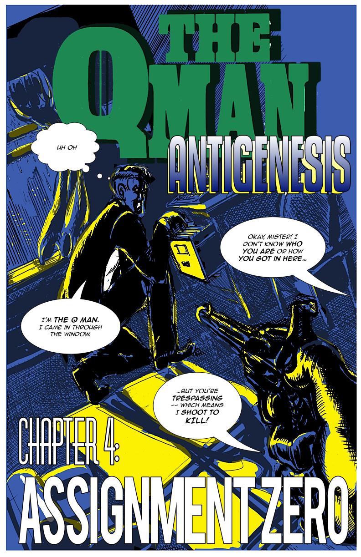 Antigenesis – Chapter 4: Assignment Zero